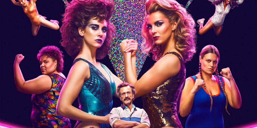 Notes on Streaming: GLOW, Wonder Women of the 1980s