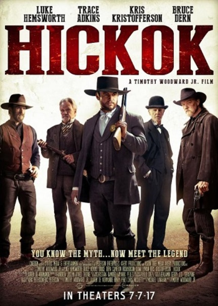Review: HICKOK Is Just A Brief Chapter Of Wild Bill's Life