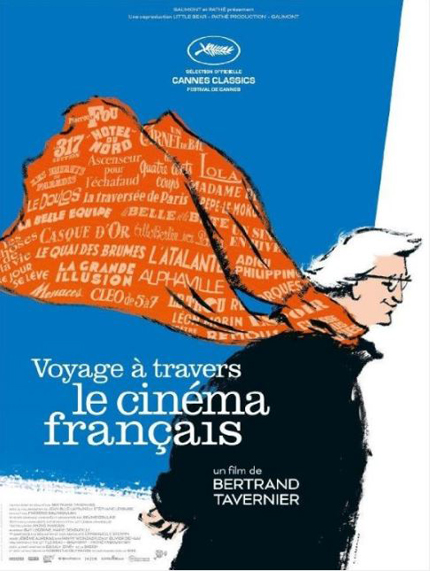Review: Bertrand Tavernier's MY JOURNEY THROUGH FRENCH CINEMA Proves to Be an Invaluable Resource Guide
