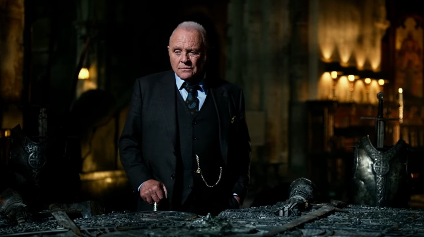 Our Favorite Faces Of Anthony Hopkins
