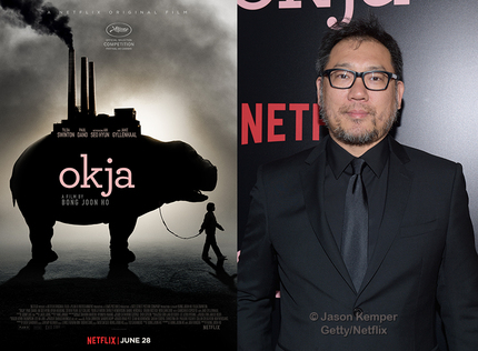 Interview: OKJA Producer Dooho Choi Takes Us Behind the Scenes