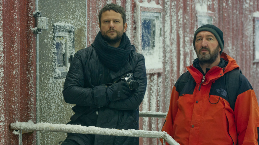 First SOUNDTRACK Trailer Heads to the Arctic for Eco-Drama