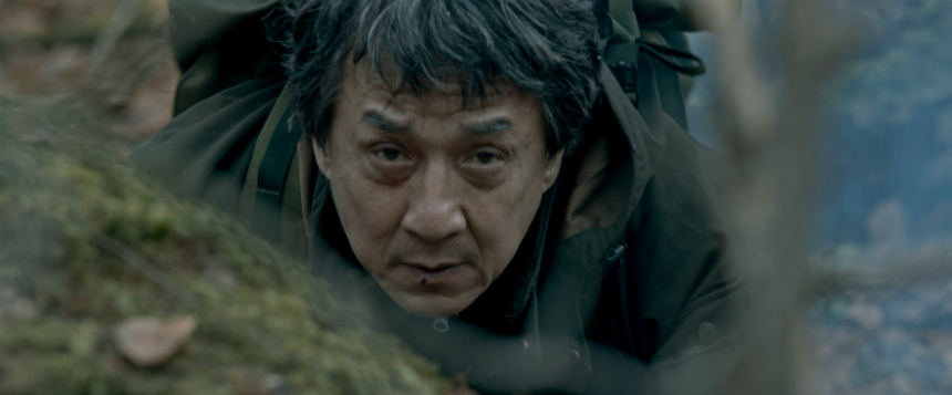 Jackie Chan's THE FOREIGNER Gets Brooding U.S. Trailer to Go With Poster
