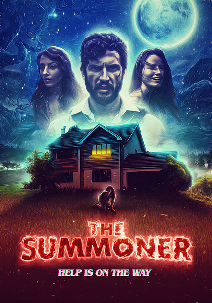 Short Film Short Review: THE SUMMONER Punching Ghosts to an Electronic Beat