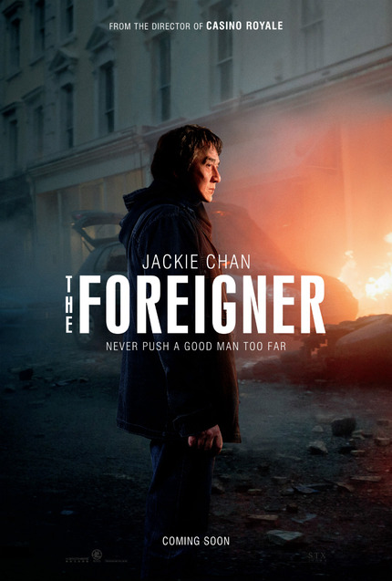 Review: THE FOREIGNER, a Convoluted Political Thriller Squanders One of Cinema's Most Charismatic Performers