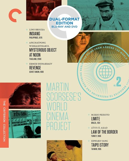 Blu-ray Review: MARTIN SCORSESE'S WORLD CINEMA PROJECT VOL. 2, A Trip Worth Taking