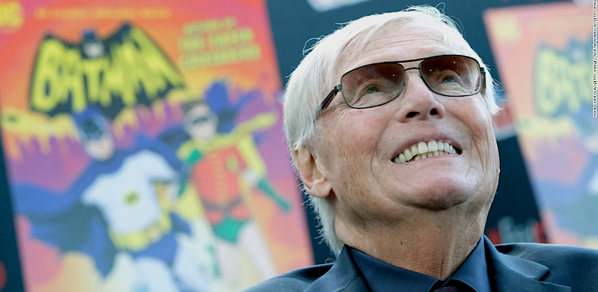 Farewell, Old Chum: Seminal Batman Adam West Dead at 88