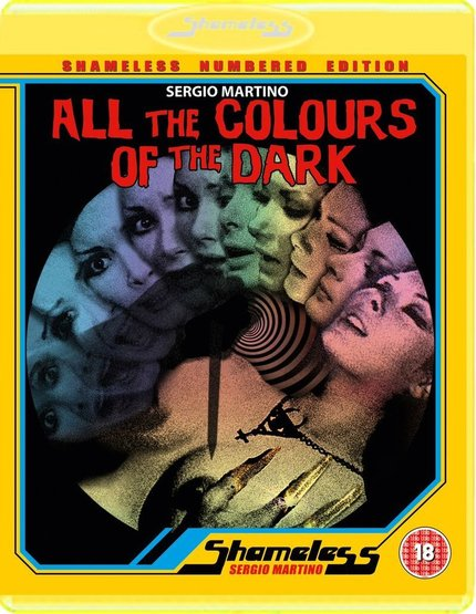 Now on Blu-ray: ALL THE COLOURS OF THE DARK Shines In HD From Shameless Films