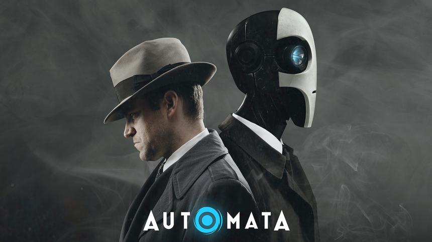 AUTOMATA Trailer: Sci-Fi Noir in the Prohibition Era