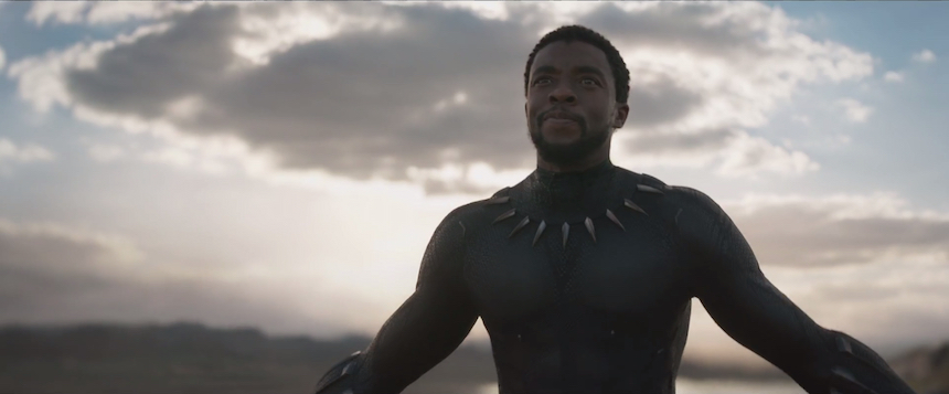 "BLACK PANTHER Teaser Trailer: ""It is Hard for a Good Man to be a King"""