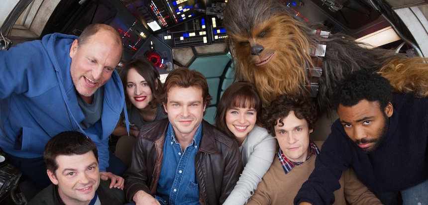 Destroy All Monsters: That's Fine, There Never Should Have Been A HAN SOLO Movie Anyway