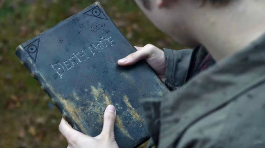 The Trailer For Death Note Has Arrived