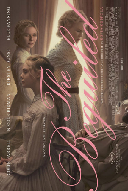 Review: THE BEGUILED, Sofia Coppola's Gorgeous and Campy Romp