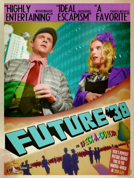 Art of Brooklyn Film Fest 2017: Exclusive FUTURE '38 Clip - Watch Those Hands!
