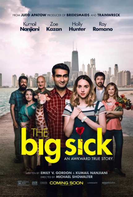 Review: THE BIG SICK Skillfully Tackles Weighty Themes With a Light Comic Touch