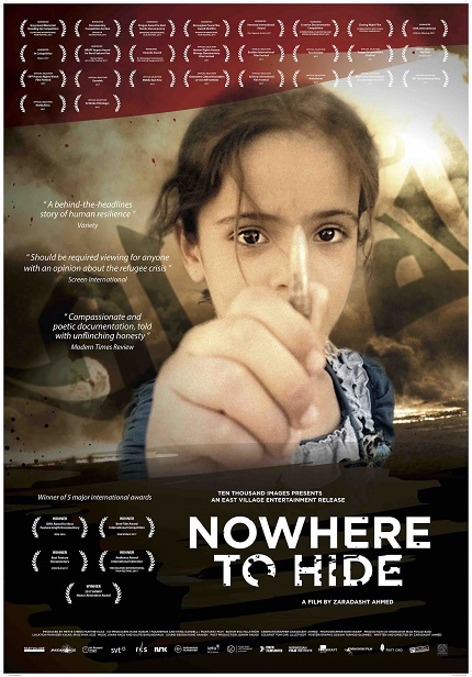 NOWHERE TO HIDE: Canadian Dates For Iraqi Medic Doc