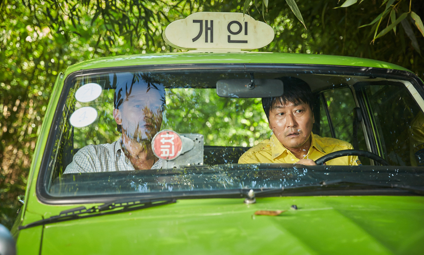 Review: A TAXI DRIVER Rolls Up to Korean History with Grace, Humor and Tears