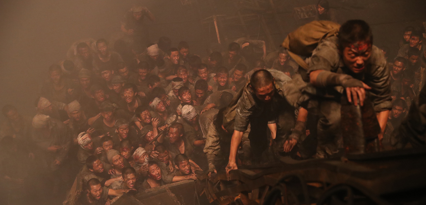 Review: THE BATTLESHIP ISLAND, Impressive Action Torpedoed by Nationalism
