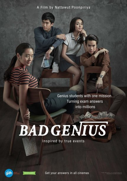 New York Asian 2017 Interview: BAD GENIUS Stars and Director on Running a School for Scandal