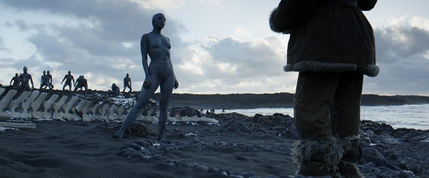 COLD SKIN Teaser: Xavier Gens' Lovecraftian Horror Comes at Night