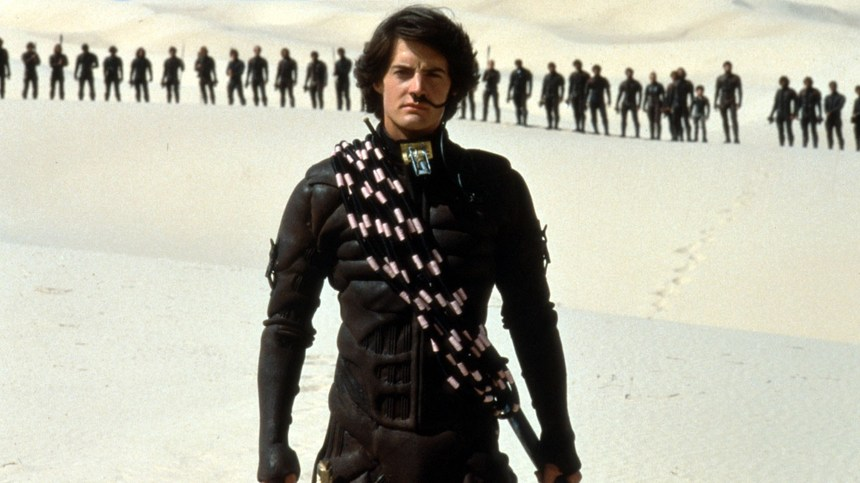 10+ Years Later: Is David Lynch's DUNE Really So Awful?