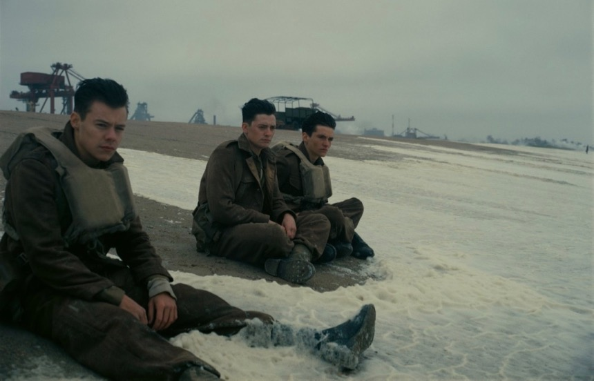 Review: DUNKIRK, Nolan Styles Overwrought War Epic