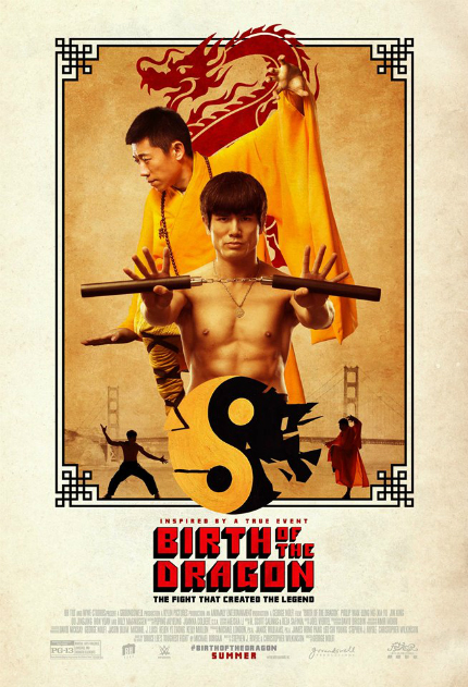 New BIRTH OF THE DRAGON U.S. Trailer Makes Bruce Lee the Star In New Cut