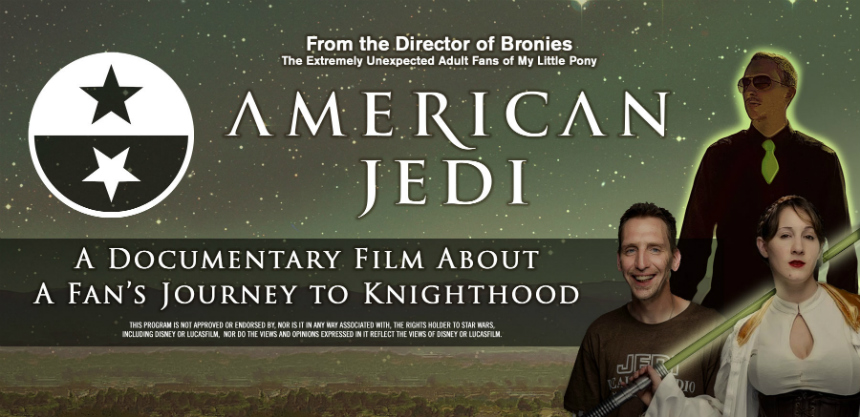 Exclusive: AMERICAN JEDI Heads for Release via Freestyle Digital Media