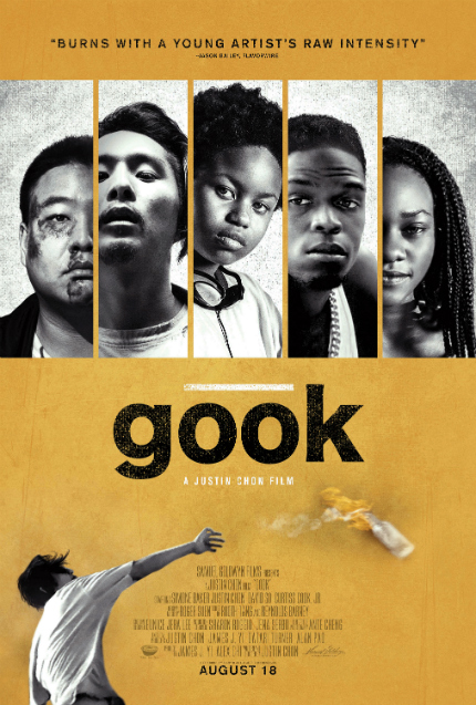 Exclusive Clip From GOOK: It Was Such a Beautiful, Busy, Normal Day, Until...