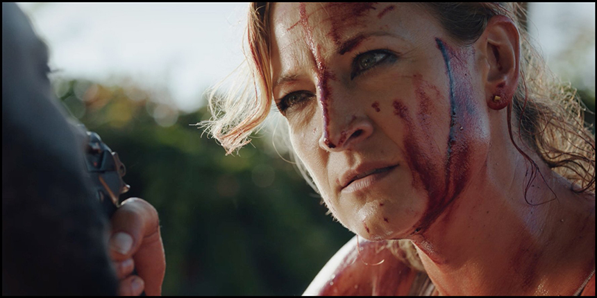 Fantasia 2017 Short Film Short Review: Zoe Bell Gets Stabby in Action Short IMBROGLIO