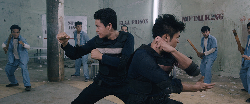 Fantasia 2017 Review: JAILBREAK, An Exceptional Addition to Martial Arts Cinema Coming Out of Southeast Asia.