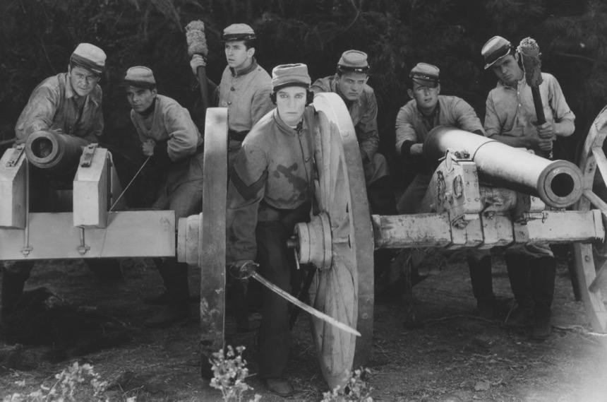 Masters of Cinema to Release Trio of Buster Keaton Classics, THE PARTY, THE VIKINGS Join Eureka Classics