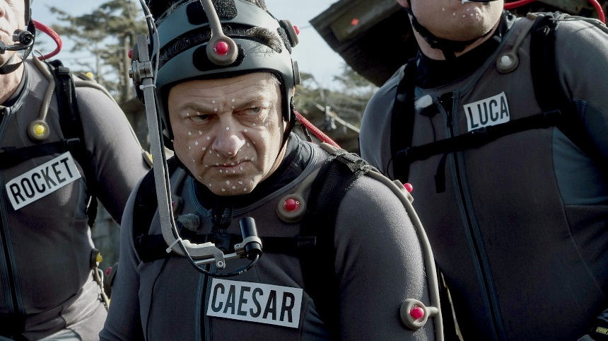 Our Favorite Faces Of Andy Serkis