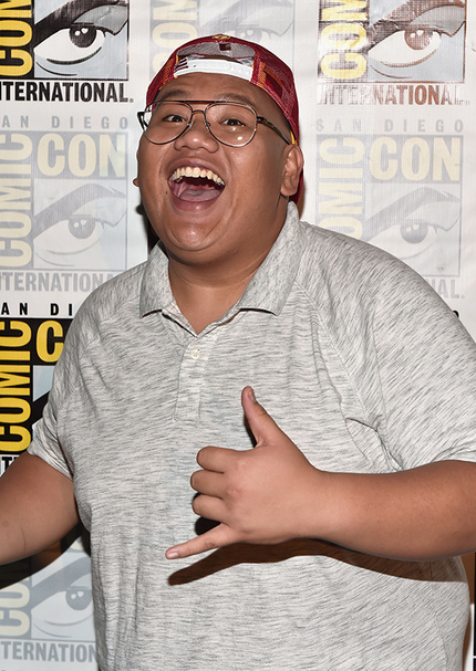 "SPIDER-MAN: HOMECOMING's Jacob Batalon on Iron Man, Batman and Being ""The Ultimate Sidekick"""