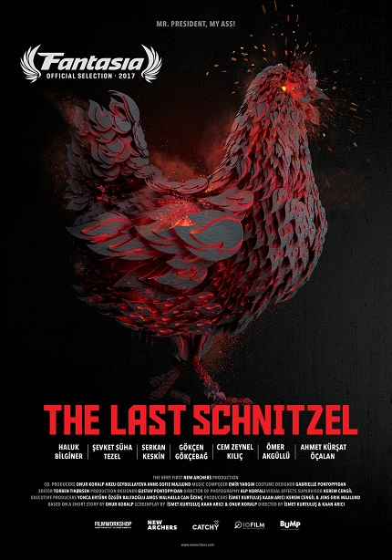 Fantasia 2017 Short Film Short Review: THE LAST SCHNITZEL