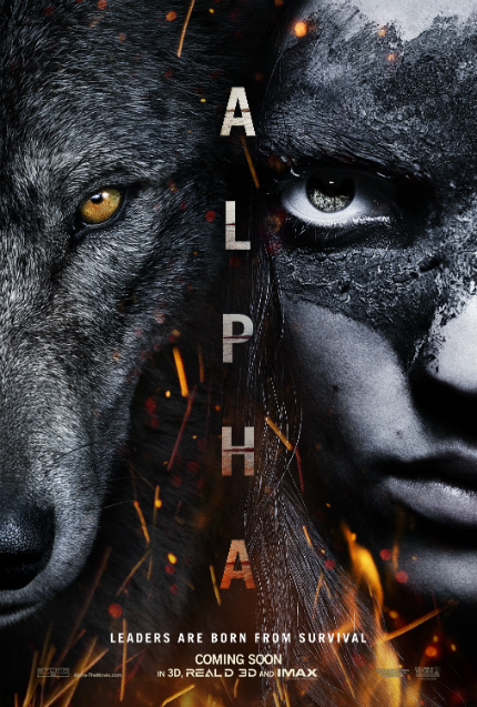 ALPHA Trailer: Watch Out For That Cliff!