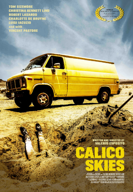 CALICO SKIES Trailer Suggests Tom Sizemore Has Something Up His Sleeve