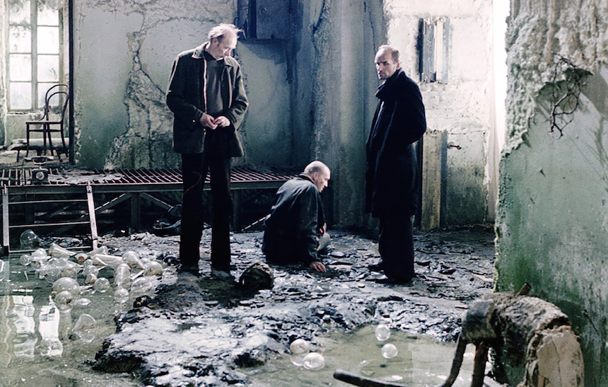 Blu-ray Review: Criterion Cannot Illuminate the Multitudes Within Tarkovsky's STALKER