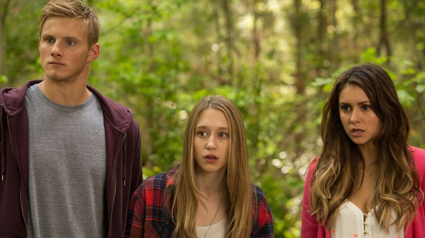 Review: THE FINAL GIRLS (2015), a charming and hilarious satire of 80s slasher movies