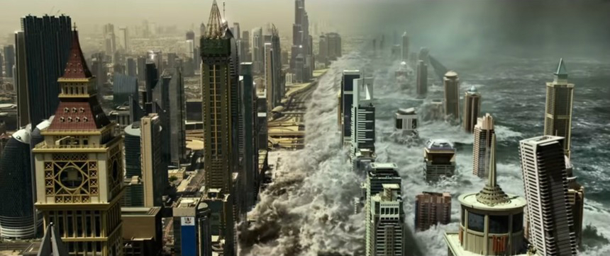 New GEOSTORM Trailer Harkens Back to the Glory Days of Disaster Films