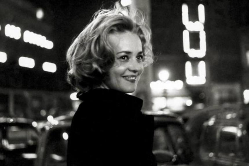 RIP Jeanne Moreau, Great Lady of French Cinema