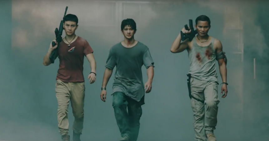 TRIPLE THREAT Teaser: Tony Jaa, Iko Uwais and Tiger Chen Team-Up