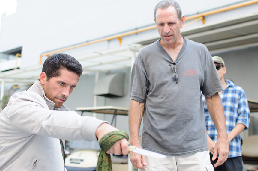An Ideal Partnership - The films of Director Isaac Florentine and Actor Scott Adkins