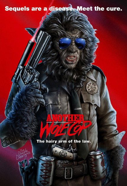 ANOTHER WOLFCOP: Black Fawn Distribution And A71 Entertainment Bring Sequel To Homes Early 2018