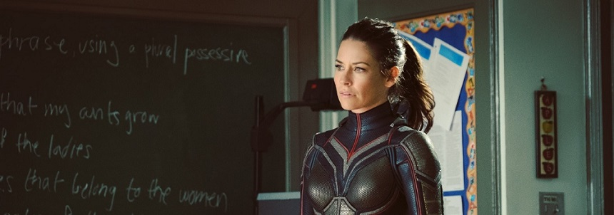 ANT-MAN AND THE WASP: The First Look at Evangeline Lily as The Wasp