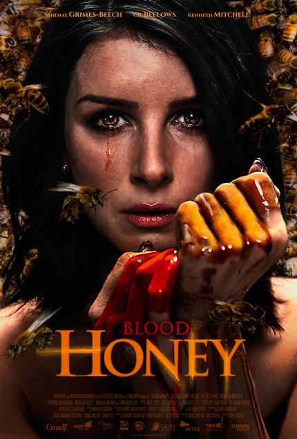 Exclusive Trailer: First Look at Canadian Thriller BLOOD HONEY