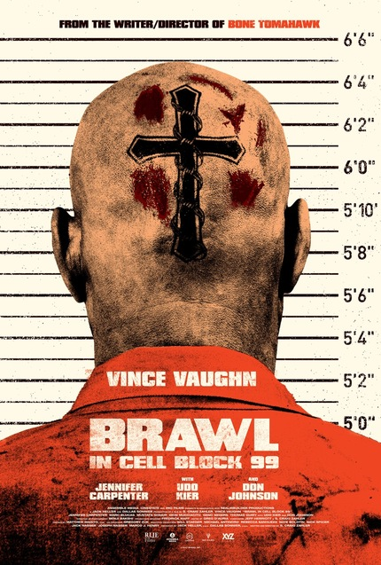 Watch Vince Vaughn in First BRAWL IN CELL BLOCK 99 Trailer