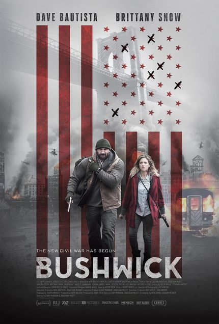 BUSHWICK Interview: Cary Murnion and Jonathan Milott on Creating a Topical Action-Thriller