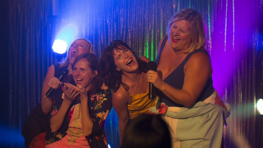 Review: FUN MOM DINNER, Mothers Need Friends Too