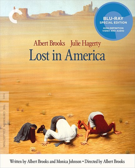Blu-ray Review: Criterion Gets LOST IN AMERICA